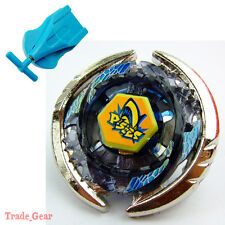 THERMAL PISCES BB-57 Beyblade Metal Masters Fusion+Single spin Launcher