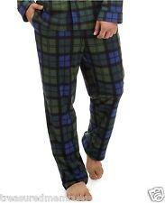 Nautica Sueded Fleece Pajama Lounge Pants ~ Size Medium (32-34) ~ New With Tags