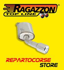 RAGAZZON TERMINALE SCARICO ROTONDO 90mm ALFA ROMEO GIULIETTA 940 1.6JTDm2 2010