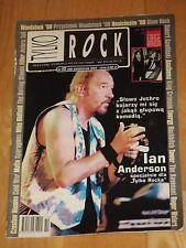 VERY RAR * Tylko Rock 10 1999 * Jethro Tull on cover * George Harrison