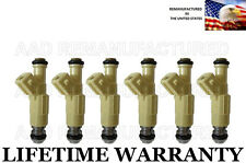 6X Genuine Bosch 4 Hole Upgraded Fuel Injectors For Mazda B3000 Ford Ranger 3.0L