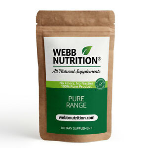 Pure Myo Inositol 500mg (60 Caps) Hormone Balance, Fertility & PCOS No Additives