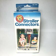 Prince Lionheart Stroller Connectors Pushchair Buggy Travel Accessory New