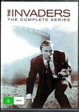 The Invaders Complete Series DVD 12 Disc Set Roy Thinnes Plays Worldwide