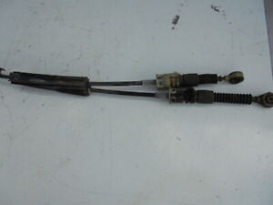 NISSAN NOTE E11 2007 1.5 DIESEL 5 SPEED GEARBOX CABLES