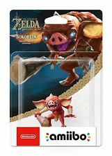Nintendo Bokoblin Amiibo Legend of Zelda Figure WiiU 3ds Breath The Wild