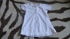 IMPS & ELFS 68 0-3 WHITE DRESS ADORABLE