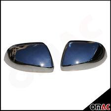 MERCEDES BENZ VITO W447 2014- VAN Chrom Spiegelkappen Spiegel Blenden ABS
