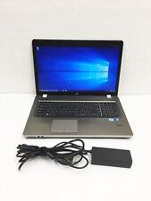 "HP ProBook 4730s 17.3"" Laptop Intel Core i5 2430M 2.40GHz 500GB 4GB"