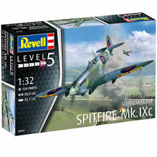 REVELL® 1:32 SUPERMARINE SPITFIRE MK.IXC MODEL AIRCRAFT KIT PLANE MODEL 03927