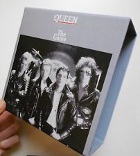 QUEEN THE GAME EMPTY BOX FOR JAPAN MINI LP CD FREDDY MERCURY   G03