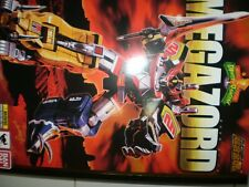 Power rangers Megazord Soul of Chogokin GX-72