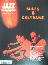JAZZ MAGAZINE 503 MILES DAVIS JOHN COLTRANE DON MOYE LALO SCHIFRIN DR. JOHN 2000