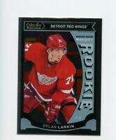 15/16 O-PEE-CHEE OPC PLATINUM ROOKIE RC #M45 DYLAN LARKIN RED WINGS *68654