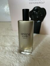 Armani Code Absolu 15ml Parfum Pour Homme Spray New With Out The Box
