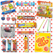 Pre filled Party Gift Loot sweet candy Bag Boy or Girl.