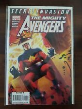 The Mighty Avengers #19 NM Marvel Comics $2 Bin Dive - Combined Gemini Shipping