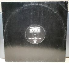 """DESERT EAGLE DISCS BABY THIS LOVE I HAVE BOILER HOUSE / ARISTA RECORDS PROMO 12"""""""