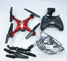 "Sky Rider Falcon Pro Quadcopter Drone w/Video Camera [Missing Drone Battery]â""¢"