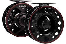 Leeda Profil 5/6 & 7/8 LA Cassette Fly Fishing Reel + 2 Spare Spools