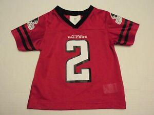 Matt Ryan Atlanta Falcons NFL Team Apparel Jersey Child 2T #2