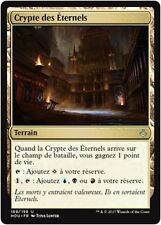 MTG Magic HOU - (x4) Crypt of the Eternals/Crypte des Éternels, French/VF