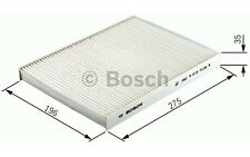 BOSCH Filtro, aire habitáculo VOLKSWAGEN GOLF BMW Serie 3 VOLVO 1 987 432 205
