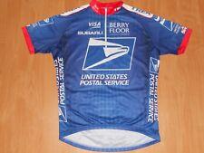 CYCLING SHIRT JERSEY MAGLIA TRIKOT UNITED STATES POSTAL SERVICE NIKE SIZE L