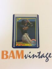 Dave Justice RC 1990 Score Rookie Baseball Card Host NY Atlanta Braves MLB ⚾️