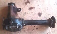 TOYOTA HI-ACE KZH101 4WD MODEL 1994 1999 FRONT DIFFERENTIAL RATIO 4.100 USED