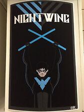 Batman Nightwing poster print