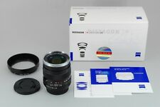 2741#GC Zeiss Distagon T 25mm f/2.8 ZK Lens For Pentax Mint