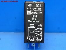 PORSCHE 944 968 928 911 968 TIME WARNING SEAT BELT CHIME RELAY 92861810202 *sp