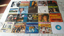 """20X SINGLES ♫♫ 7"""" COLLECTION 45 VINYL PACKAGE #53 [70S 80S KINKS MCCARTNEY...]"""
