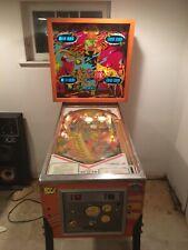 Vintage 1978 Gottlieb Sinbad Pinball Machine - Lights Working - Rare Collectible