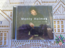 All I Ever Wanted by Monty Holmes (CD, Jun-1998, Bang II Records)