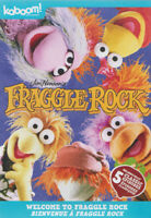 FRAGGLE ROCK - WELCOME TO FRAGGLE ROCK (BILINGUAL) (DVD)