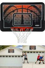 """Basketball Hoop 44"""" Backboard Rim Combo Outdoor Sport Wall Pole Roof Mount Board"""
