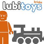 LUBI-TOYS TRAIN BRICK STORE