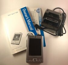 Dell Axim X30 Handheld Pocket Pc w/ Cradle Stylus Manuals Untested