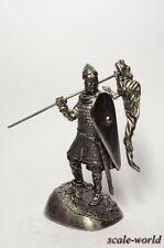 Tin soldier, figure. Viking 54 mm