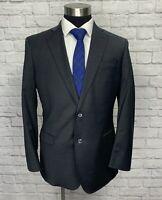 Brooks Brothers Explorer Fitzgerald Fit Gray Wool Suit Jacket Sport Coat 41R