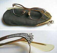 Univis 12K GF anni '40/50 montatura per occhiali vintage eyeglasses