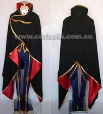 Code Geass Cosplay Zero Lelouch Cosplay Costume Suit Anime Cosplay - Any Size (F