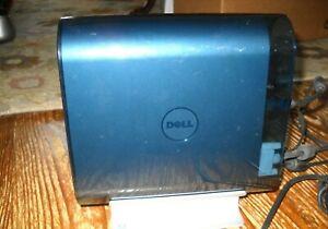 Dell Studio Hybrid 140g T4200 dual core PC Blue/green preowned **READ