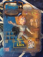 Family Guy Series 4 Lethal Lois Mezco Action Figure Fox Seth MacFarlane