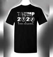 Trump 2020 T-Shirt USA Flag Donald Make America Great Again MAGA Election Tees