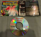 Monster Bash 1994 Pc Computer Cd Apogee Full Version Video Game Complete In Case