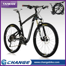 "Folding Bike 26"" Change MTB Bicycle FOX fork Shimano Deore 30S DF-612BF Size 19"""