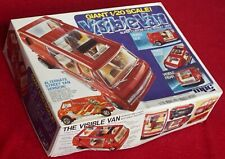 MPC 1/20 Visible Van Custom Ford - cat. 1-3062 - Most contents Sealed - 1977
